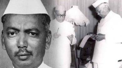 Former Chief minister Nareshchandra Singh